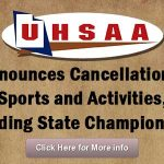 2020 Spring Sports Cancelled