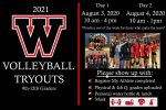 Volleyball Tryouts Coming Soon!