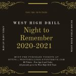 "MARK YOUR CALENDARS FOR DRILL'S ""NIGHT TO REMEMBER"""