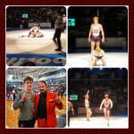 West High Wrestler Drew Lang claims an Individual State Championship in the 132 pound Division