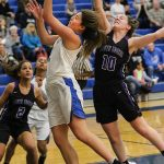 South Medford Girls Basketball vs South Eugene