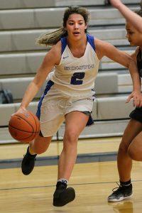 South Medford Girls Basketball vs South Eugene