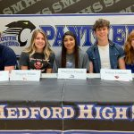 South Medford Seniors Announce College Plans
