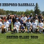 2019 South Medford Baseball Seniors Recognized