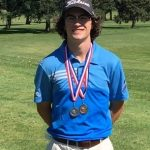 Gabe Provencio Wins SWC Individual Golf Championship