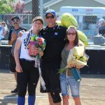 South Medford Softball Seniors