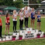 SWC District Track Award Photos