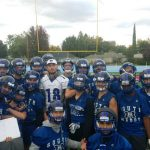 Junior Varsity Football beats McNary 14 – 12