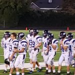 Freshman Football beats Roseburg 28 – 7