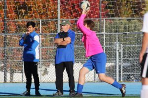 2019 JV Boys Soccer vs Roseburg