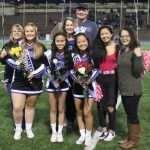 2019 Cheer Senior Night