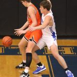 South Medford Boys Basketball vs Beaverton
