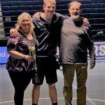 South Medford Wrestling Honors Seniors