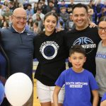 Panther Girls Basketball Recognizes Senior Bella Pedrojetti