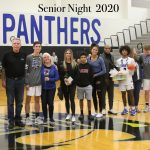 South Medford Boys Basketball Seniors