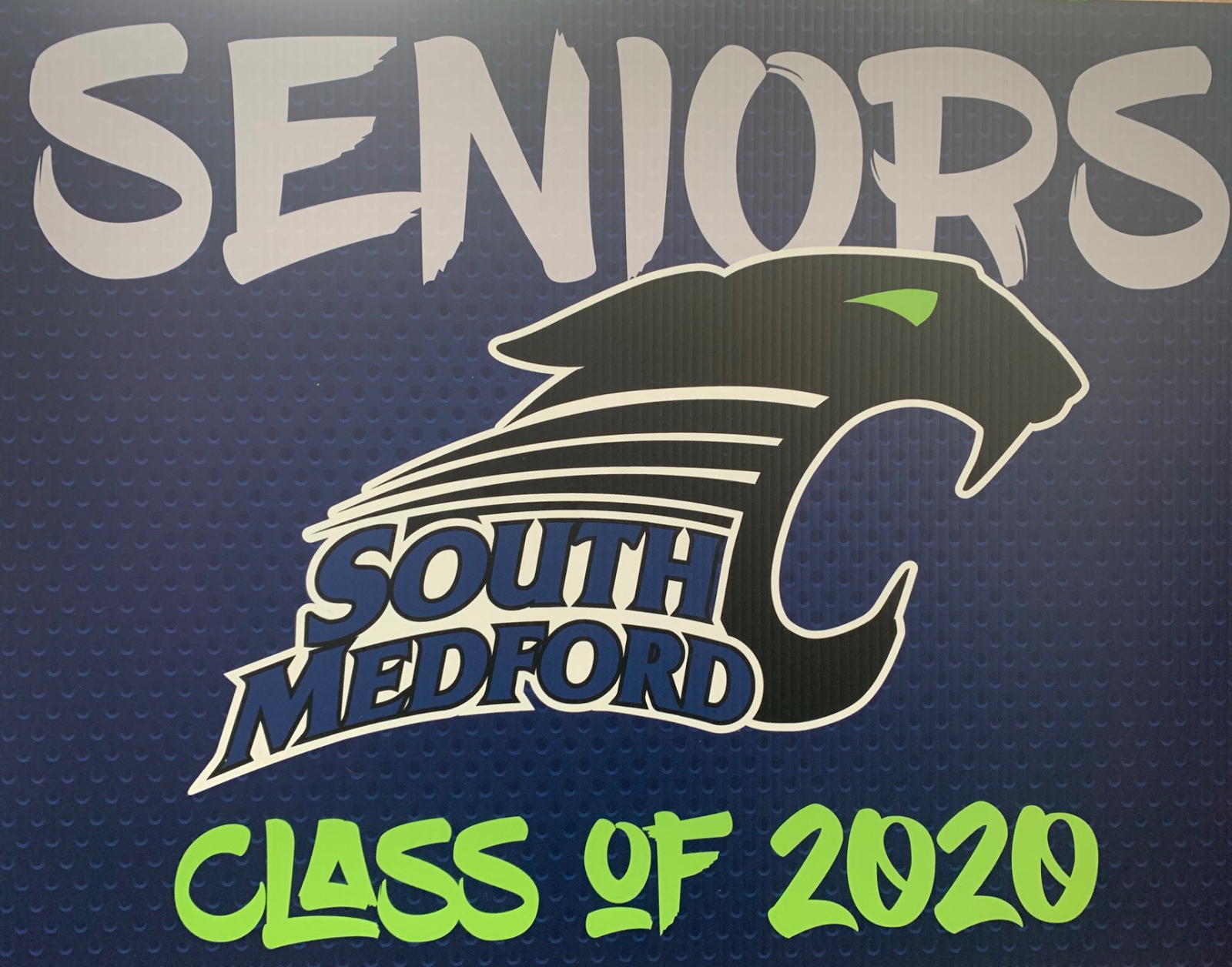 A Tribute to South Medford Spring Senior Athletes