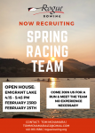 Rogue Rowing: Now Recruiting