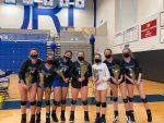 Volleyball Vs Grants Pass Senior Night