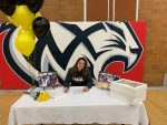 Halle Hogan Signs with Eastern Wyoming College Volleyball