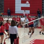 Volleyball Falls To West 3 – 0
