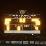 Spann Runs For 5 TD's As Leopards Beat West Jordan 56-28