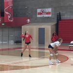 Varsity Volleyball falls to Olympus 3 – 0