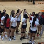 Volleyball falls to Murray 3 – 0