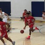 Boys Basketball beats Summit Academy 85 – 38