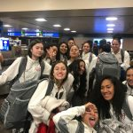 Girls Basketball Heads to Arizona