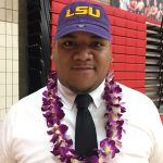 Apu Ika Signs with LSU