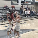 Boys Basketball falls to Farmington 51 – 49