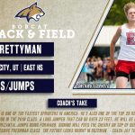 Track Star Will Prettyman Signs At Montana State