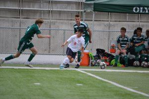 Soccer @ Olympus 4/26/19