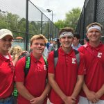 Tennis Team Competes At State