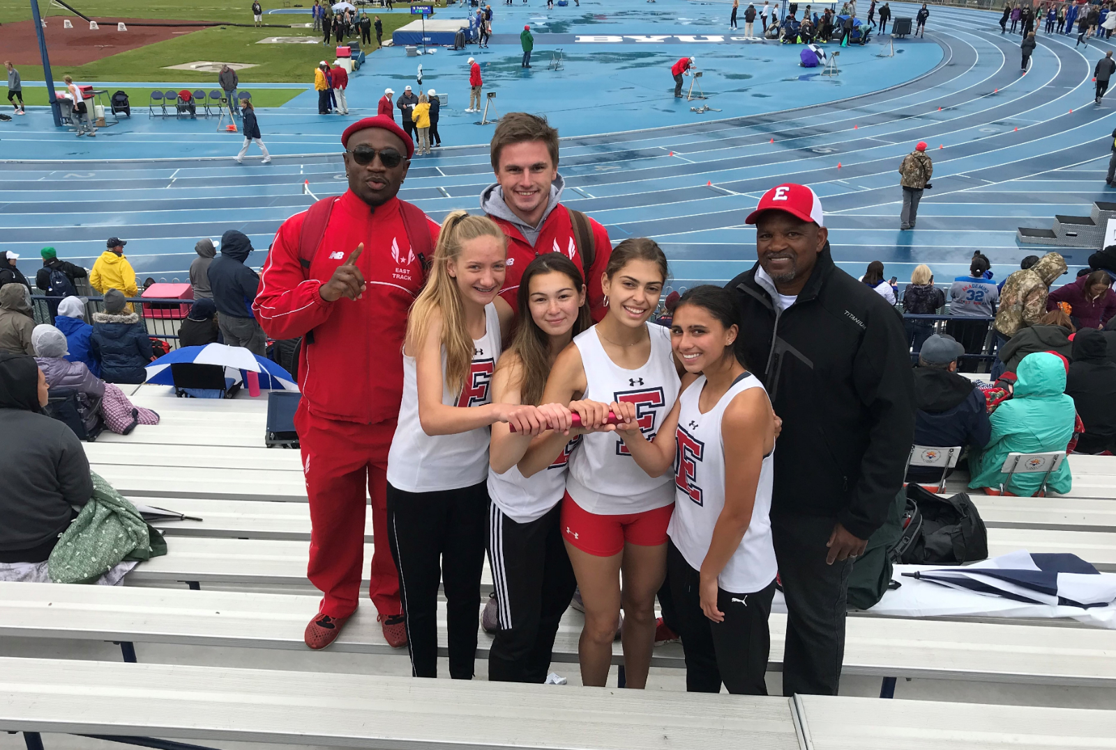 Leopard Track & Field At State