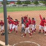 Softball Team Advances