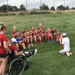 Girls Soccer beats highland 4 – 2