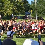 XC Competes at Pre-Region