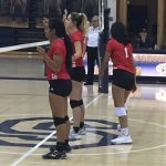 Volleyball falls to Skyline 3 – 0