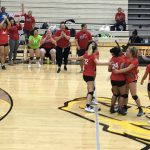 Volleyball falls to Cottonwood 3 – 0