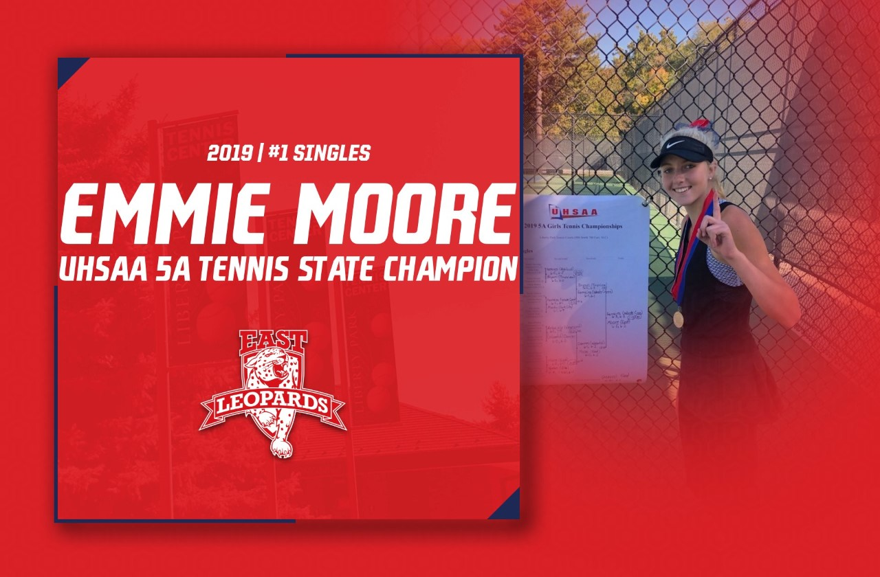 Emmie Moore Takes State!