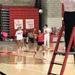 Volleyball falls to Hillcrest 3 – 0