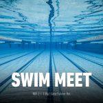 Swim Meet Today