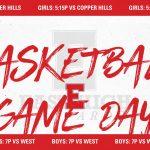 Girls & Boys Basketball: Game Day