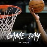 Basketball Game Day