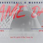 Basketball at Murray
