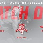 Wrestling Tonight v highland