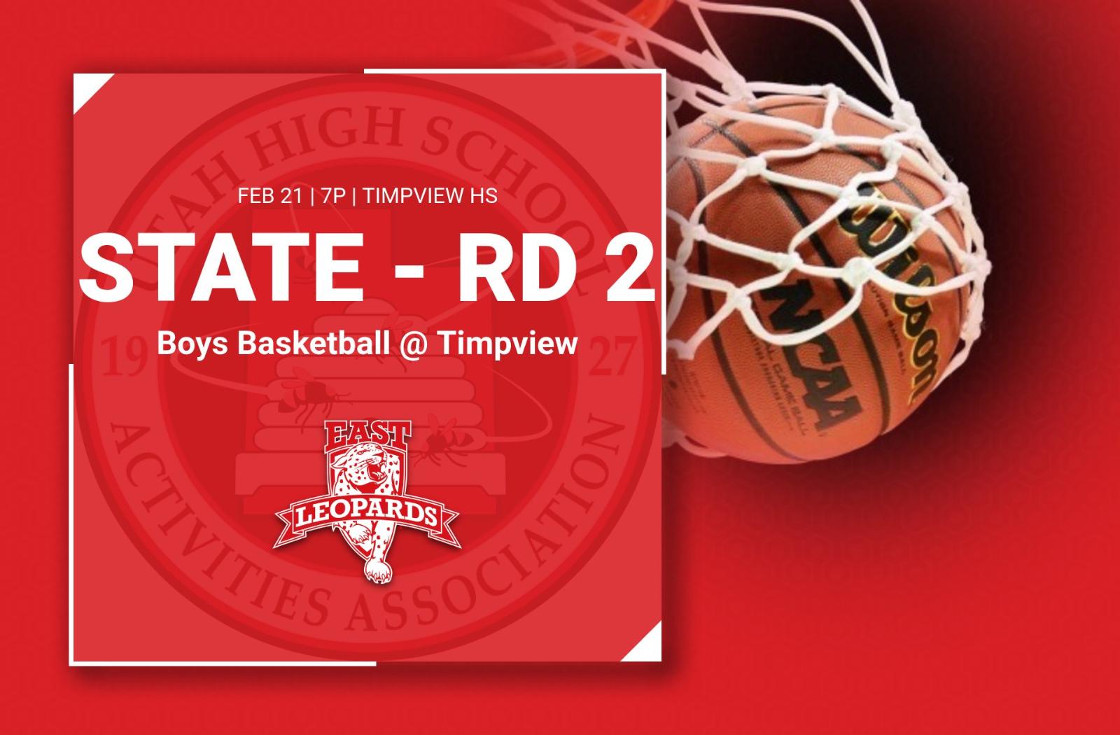 Gameday: Boys Basketball at Timpview