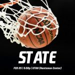 Girls Basketball: Quarterfinals at Utah