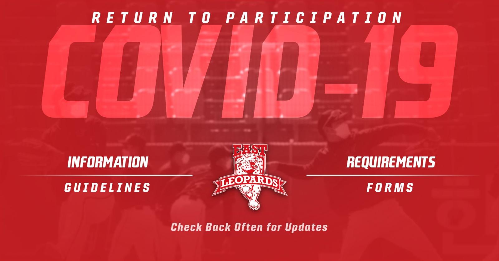 COVID-19 Updates & Return Plan
